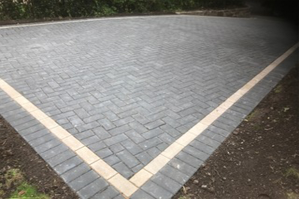 Patio Laying Forest Of Dean