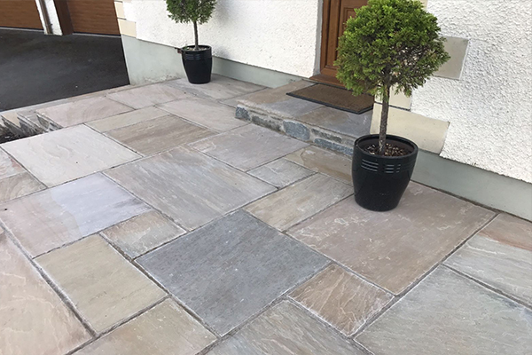Patio Laying Newport
