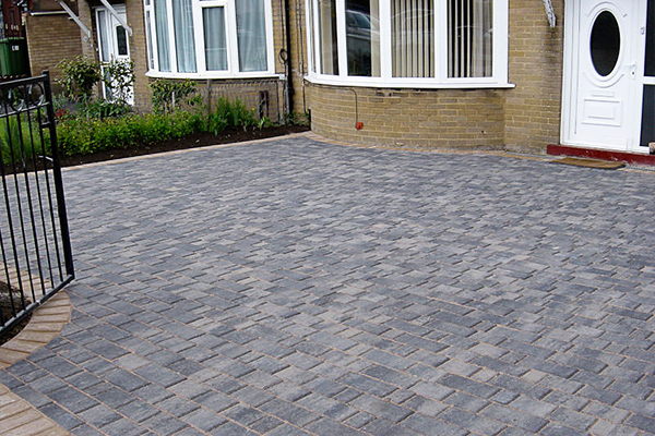 Paving Forest Of Dean