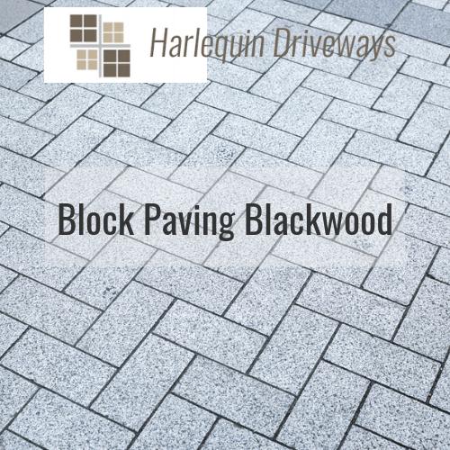 Block Paving Blackwood