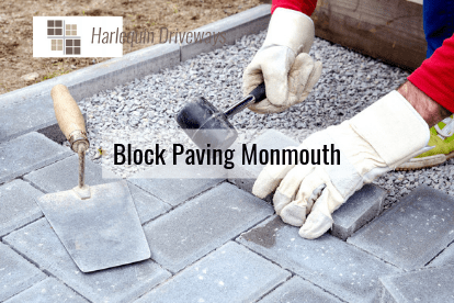 Block Paving Monmouth